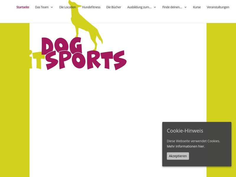 Screenshot von https://dogfitsports.de/